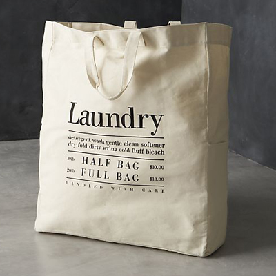 Laundry bags hotel