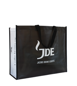 Non woven laminated eco shopping bags